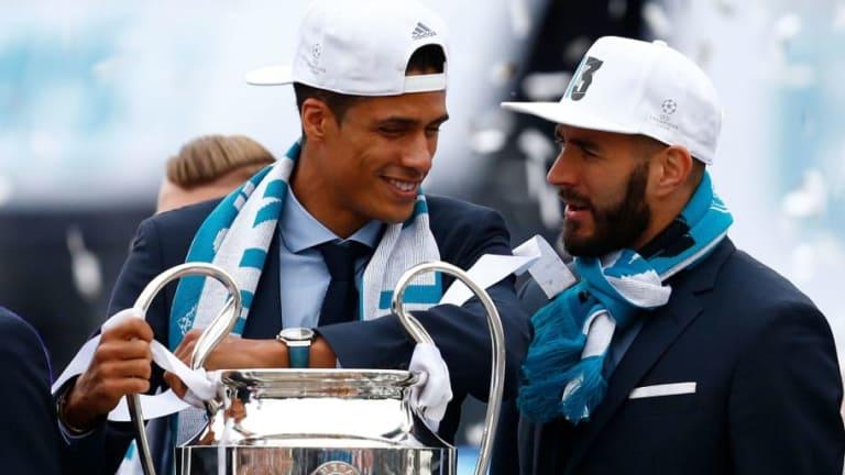 DE CLASE MUNDIAL | El delantero por quien el Real Madrid ofrece a Benzema + $50M