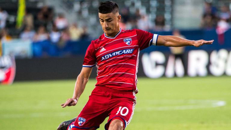 OFICIAL: Mauro Díaz deja la MLS y se va a los Emiratos Árabes Unidos