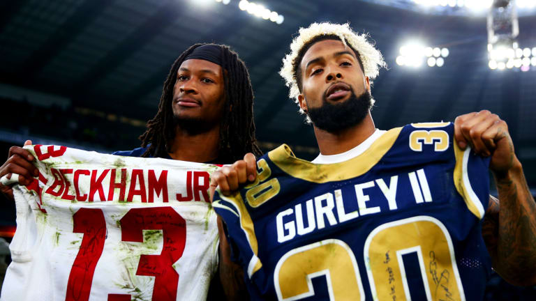Odell Beckham Trade to the Rams: Counting the Ways The Rumored Blockbuster Could Make Sense