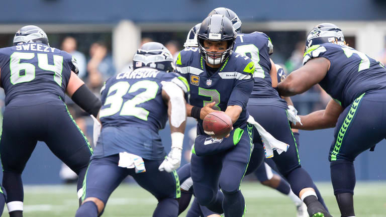 The Seahawks Have Found an Offensive Identity… Just as Their Defense Enters a Rebuild