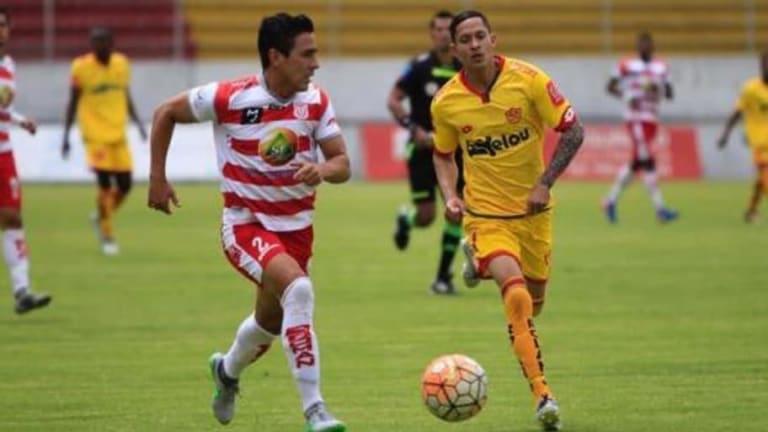 TREMENDO JUGADOR | Diego Armas quiere jugar para Liga de Quito