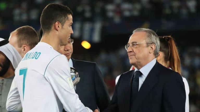 Florentino comparecerá ante los aficionados para explicar la salida de Cristiano