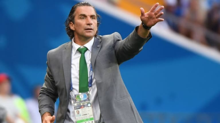 Saudi Arabia Manager Praises 'Enormous' Improvement But Rues Defeat Against Uruguay
