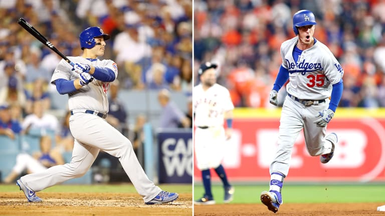 Fantasy Baseball Debate: Anthony Rizzo vs. Cody Bellinger