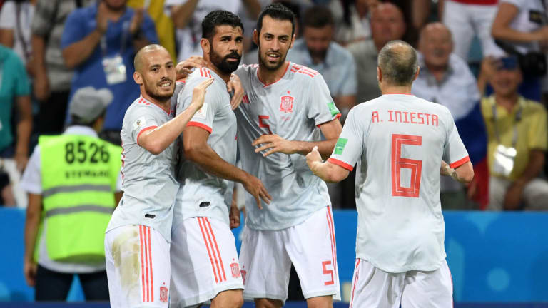 How to Watch Iran vs. Spain: World Cup Live Stream, TV Channel