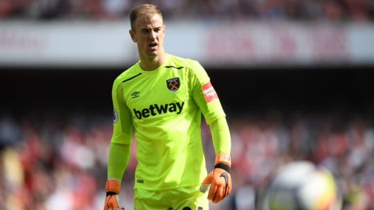 Ostracised Goalkeeper Joe Hart Changes Agents in Hopes of Resurrecting His Career