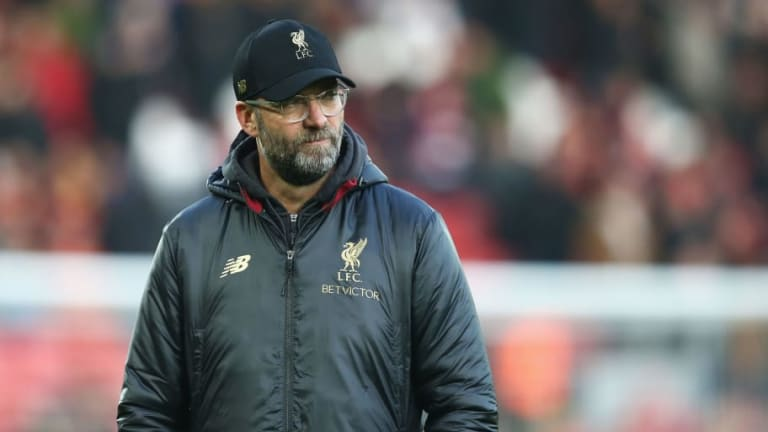 Jurgen Klopp Insists Liverpool's 6 Point Lead at the Top of the Premier League Means 'Nothing'