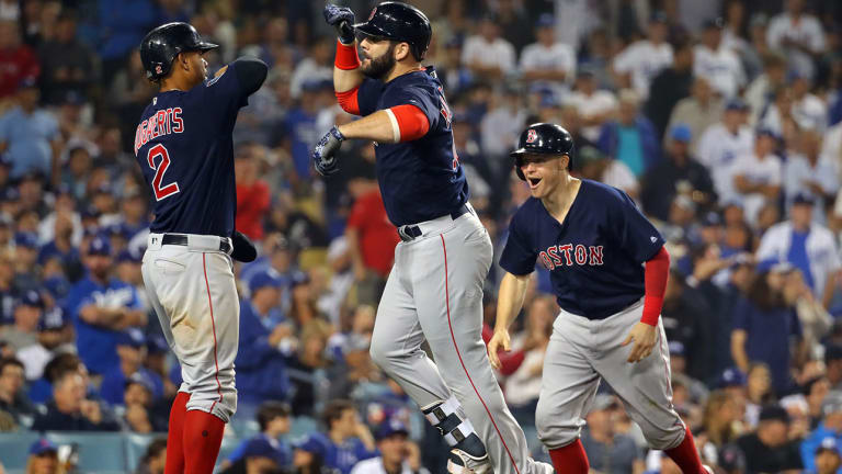 Signature Game 4 Win Moves Relentless Red Sox to Brink of World Series Title