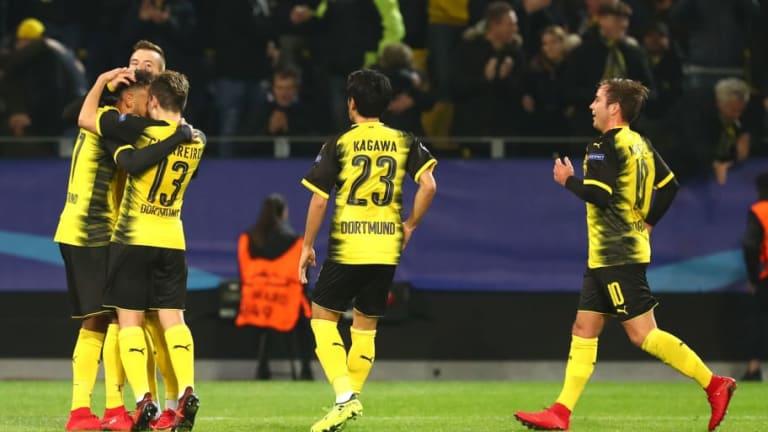 El futbolista del Borussia Dortmund que sueña con jugar en LaLiga