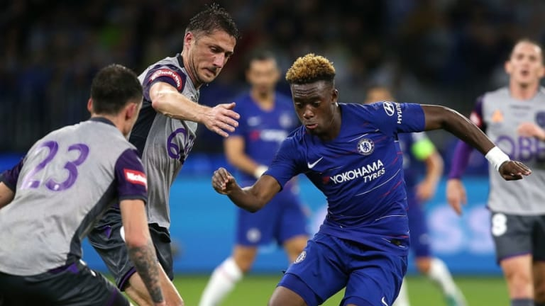 Aston Villa Reportedly Eyeing January Swoop for Chelsea Youngster Callum Hudson-Odoi
