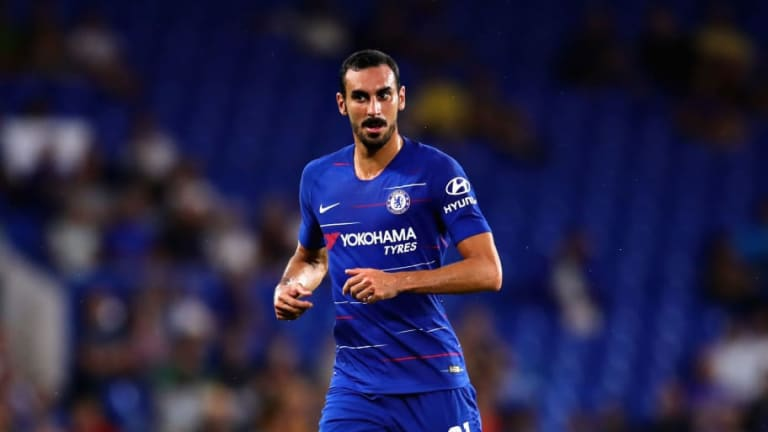 Chelsea Defender Admits He's Open to Leaving the Club After Failing to Make Mark Under Sarri