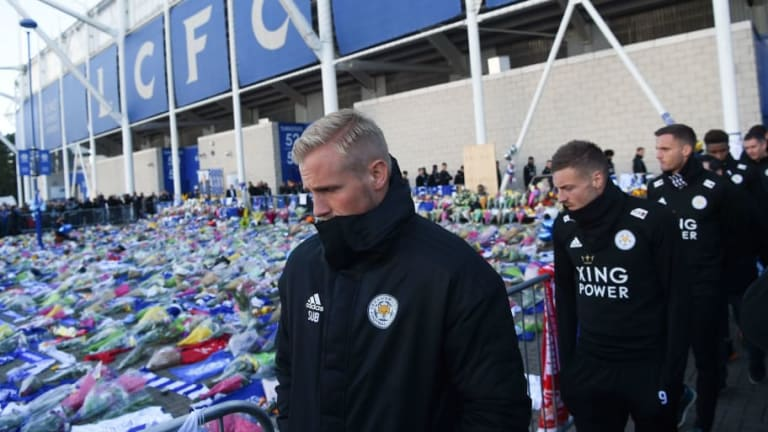 Leicester Cancel Plans to Fly to Cardiff for Premier League Fixture in Wake of Helicopter Tragedy