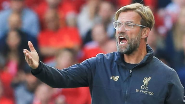 Liverpool Summer Signing Was Not Klopp's First Choice as He Originally Opted for €100m Star