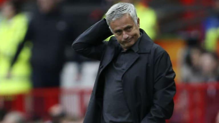 La nueva rajada de Mou contra sus jugadores tras el último pinchazo del Manchester