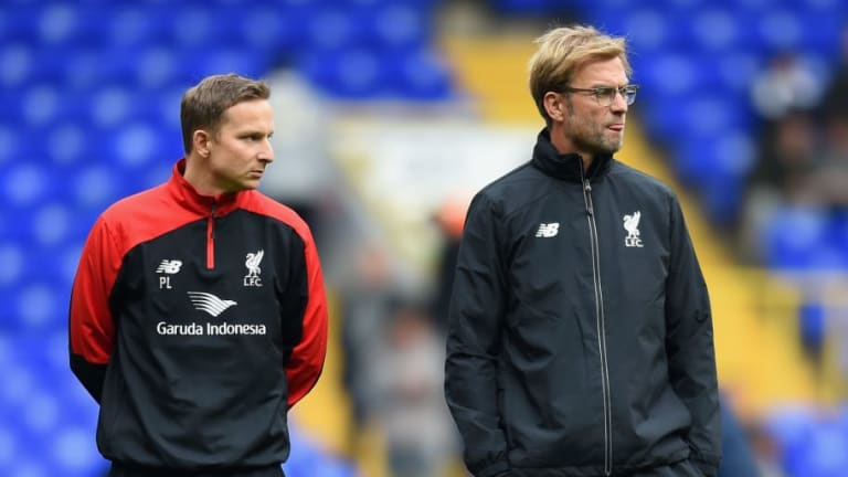 Liverpool Fans React Jubilantly to News Coach Pepijn Lijnders Has Returned To Anfield