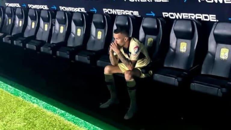 REVELADO | La justificación de Mateus Uribe por la reacción tras ser sustituido contra León