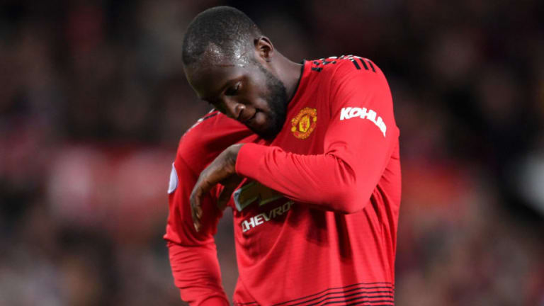 Romelu Lukaku in Line for Manchester United Recall for Crucial Trip to Bournemouth