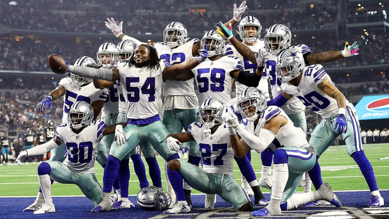 Cowboys, Steelers Surging as Jaguars, Bills Flailing