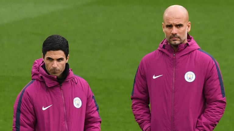 Pep Guardiola Backs Mikel Arteta & Luis Enrique As Potential Arsene Wenger Successors