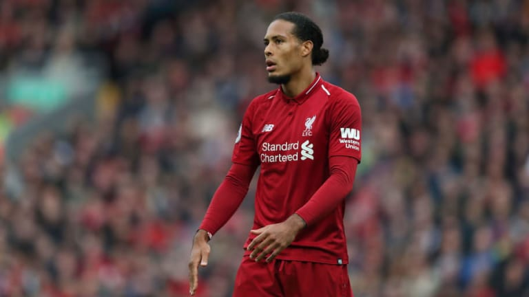 Liverpool 'Have to Wait' on Virgil van Dijk as Dutchman Remains a Doubt Ahead of Chelsea Trip
