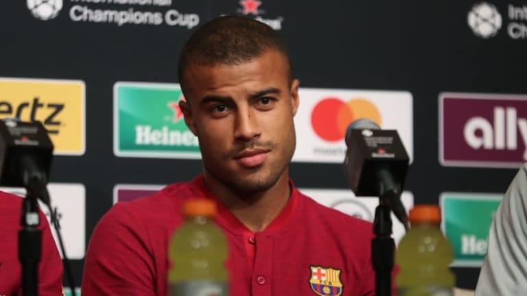 El futbolista con el que le gustaría jugar a Rafinha en el Barcelona