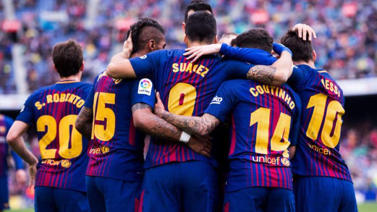 Ernesto Valverde Hails 'Red-Letter Day' as Barcelona Break La Liga Record for Games Unbeaten