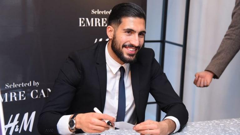 New Juventus Signing Emre Can Relishing the Prospect of Playing Alongside Cristiano Ronaldo