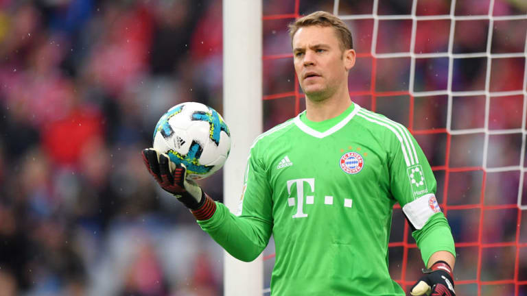 Manuel Neuer Steps Up Recovery From Foot Injury As Bayern Ace Eyes Germany World Cup Spot