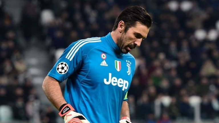 Gigi Buffon Contemplates Italy Return as He Admits to Feelings of 'Loyalty and Responsibility'