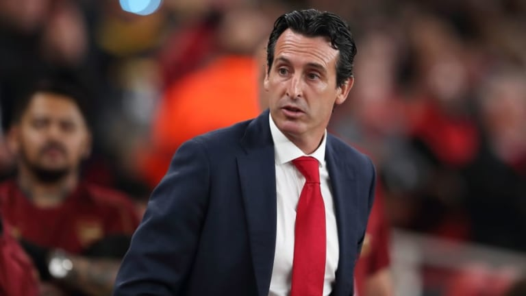 Report Claims Unai Emery Has Banned Germany Boss Joachim Low From Arsenal Training Ground