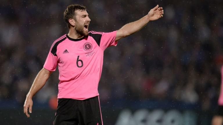 Crystal Palace Midfielder James McArthur Announces Retirement From Scotland Duty
