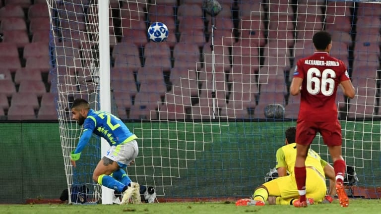 Napoli 1-0 Liverpool: Report, Ratings & Reaction as Dour Liverpool Are Punished in Naples