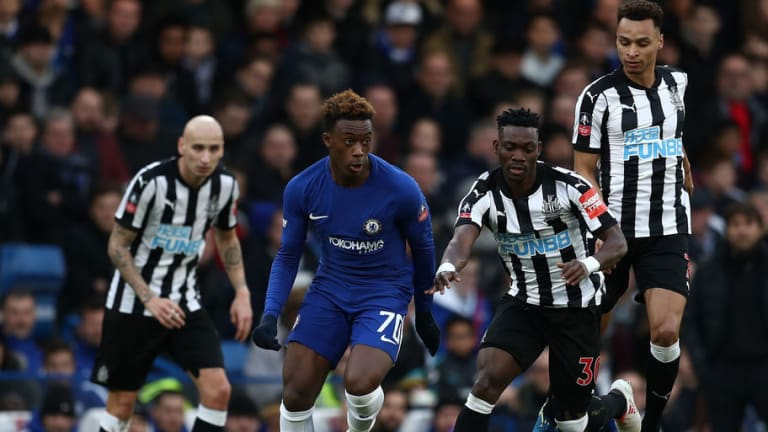 Disappointed Rafael Benitez Believes Newcastle 'Were on Top' of Chelsea in First Half in FA Cup Loss