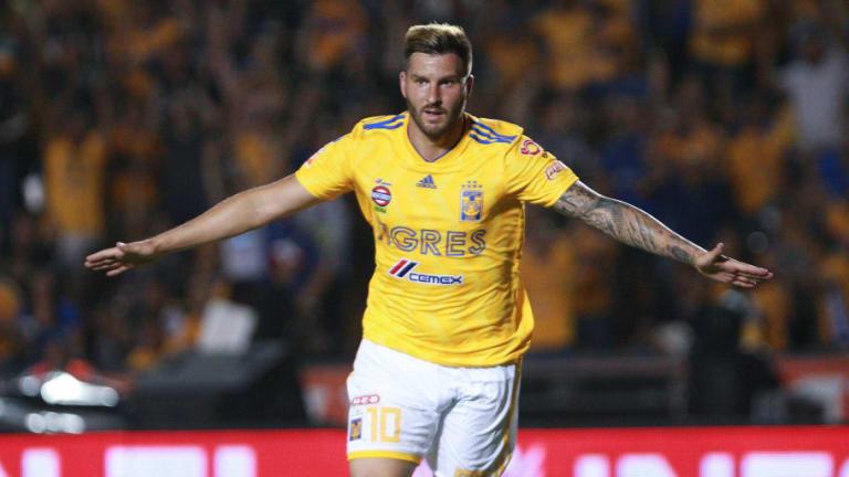 #IMPARABLE   Gignac batió un récord más en Tigres en la jornada 1 del Apertura 2018