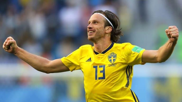 CURIOSO: Este jugador sueco es el único futbolista de la MLS que sigue en el Mundial de Rusia 2018