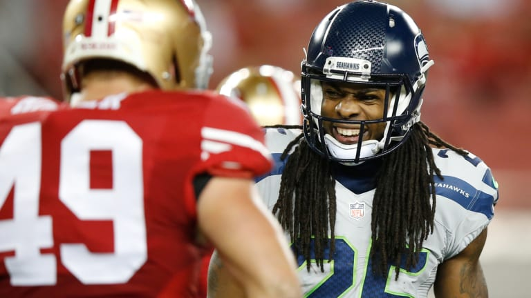 Negotiating With The Enemy: Inside the Richard Sherman-49ers Contract Talks