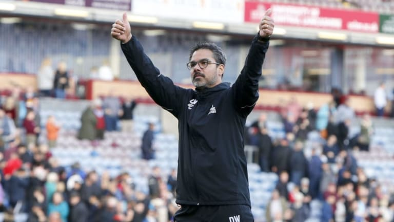 'We Should've Won': David Wagner Confident His Side's Fortunes Will Turn After Draw Against Burnley