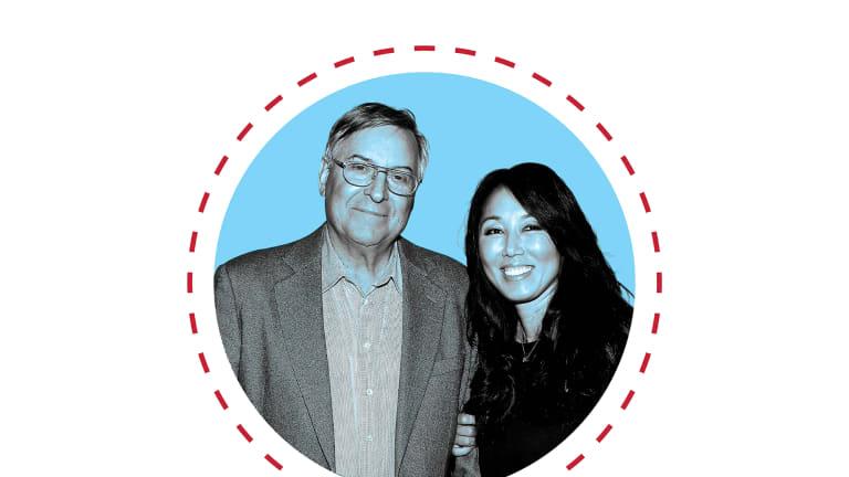 Kim and Terry Pegula, Buffalo Bills