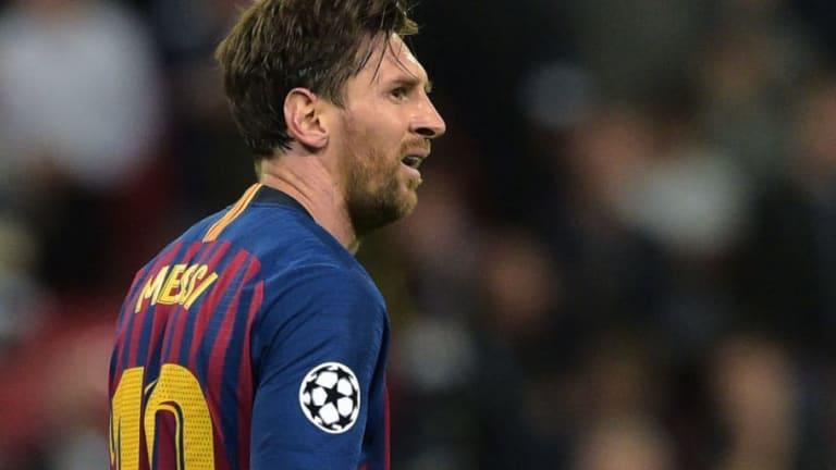 ¿SERÁ CIERTO?   Los 3 jugadores que Messi quiere fuera en Enero