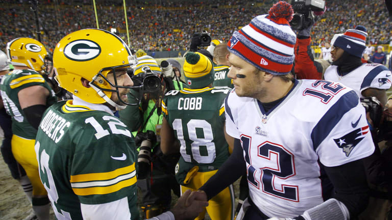 Aaron Rodgers and the Quest to Be Like Brady