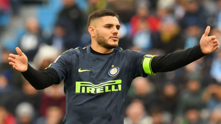 Argentina Boss Claims Inter Superstar Mauro Icardi Is 'Almost Tempted' by a Move to Real Madrid