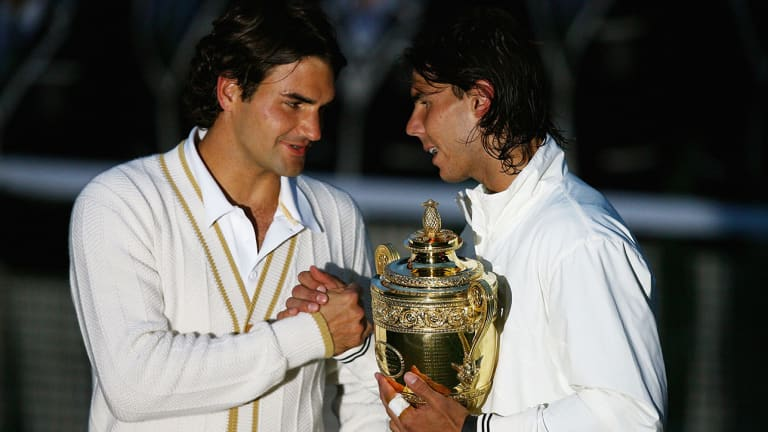 Ted Robinson on the Federer–Nadal Rivalry, 10 Years After the Storied Wimbledon 2008 Final