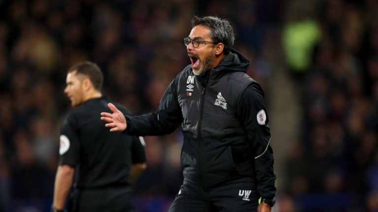 David Wagner Rues Huddersfield's Bad Luck After The Terriers' 1-1 Draw With West Ham United