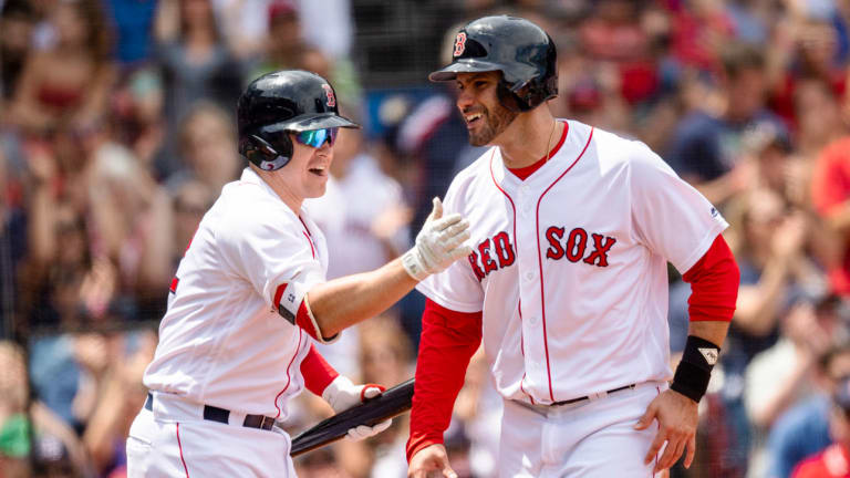 Power Rankings: There's No Touching the Yankees and the Red Sox Right Now
