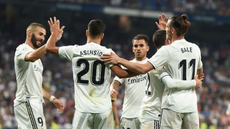 Real Madrid 2-0 Getafe: Report, Ratings & Reaction as Los Blancos Start La Liga With Easy Victory