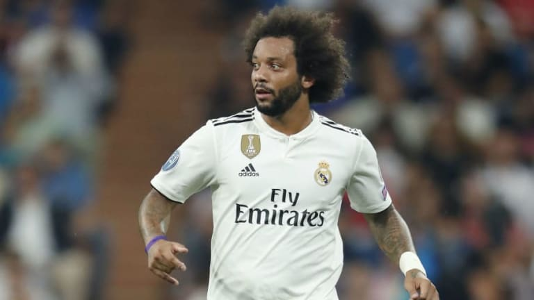 Real Madrid Defender Marcelo a Huge Doubt for Madrid Derby & Champions League Clash With CSKA Moscow