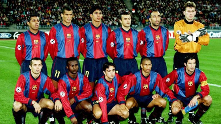 Se filtraron imágenes de la camiseta del FC Barcelona para conmemorar los 20 años con Nike