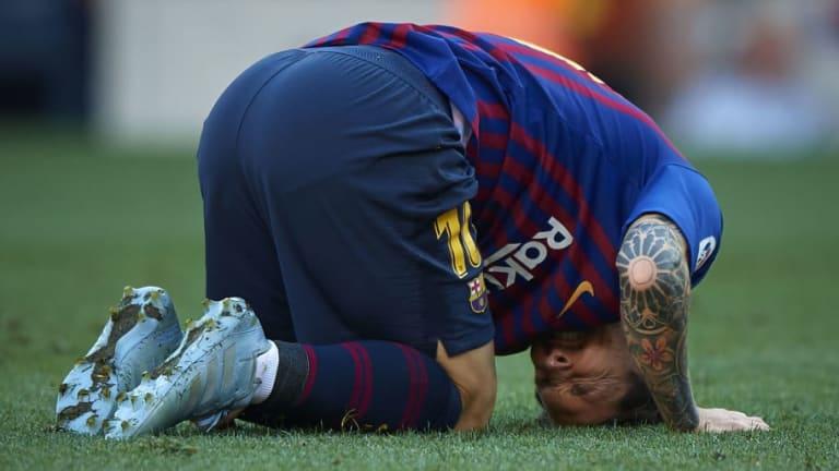 "La ""Messidependencia"" del FC Barcelona con Ernesto Valverde"