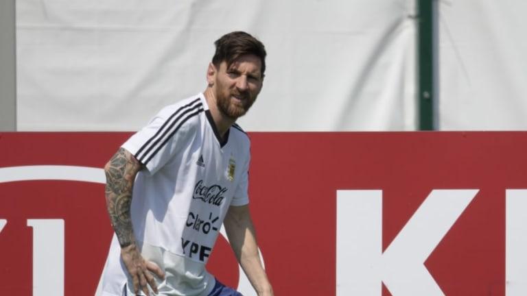Los mejores memes de Lionel Messi tras la victoria de Nigeria que deja viva a Argentina