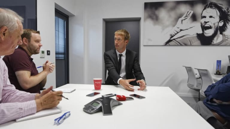 Graham Potter's Swansea Revolution: Club's Latest Statement is a Massive Step in the Right Direction